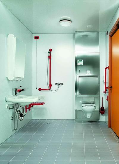 Bagno disabili dimensioni minime dwg decora la tua vita - Bagno disabili dimensioni minime ...